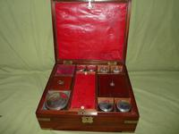 Unusual Georgian Fitted Gentleman's Dressing Box + Accessories.c1815 (18 of 18)