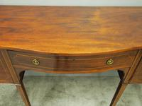 George III Style Inlaid Mahogany Sideboard (5 of 9)