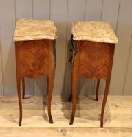 Tulipwood And Mahogany Bedside Cabinets (6 of 9)