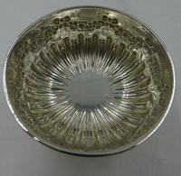 Antique Victorian Silver Bowl - London 1899 (4 of 6)
