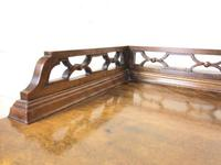 Edwardian Mahogany Serpentine Dressing Table Chest (5 of 9)