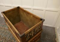 London Laundry Co. Industrial Trolley Cart (4 of 5)
