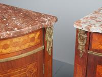 Matched Pair of French Inlaid Corner Cabinets (8 of 18)