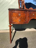 Quality Antique Mahogany Dressing Table (3 of 12)