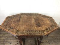 Early 20th Century Oak Gateleg Table (11 of 12)