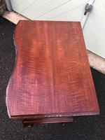 Antique Mahogany 3 Draw Bedside Chest (3 of 8)