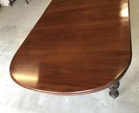 Early Victorian Mahogany Extending Dining Table (12 of 12)