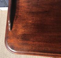 Victorian Mahogany Writing Table (13 of 13)