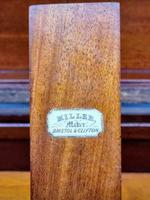 Antique 19th Century Miller Bristol & Clifton Military Writing Slope (7 of 10)