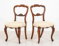 Pretty Pair of Rosewood Side Chairs (4 of 7)
