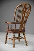 Country Style Oak Windsor Chair (5 of 11)