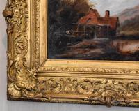 Victorian Oil Painting by B.L.Williams (5 of 8)