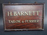 19th Century Painted Sign (2 of 4)
