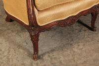 French Walnut Couch (9 of 16)