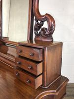 Victorian Mahogany Duchess Dressing Table (4 of 21)