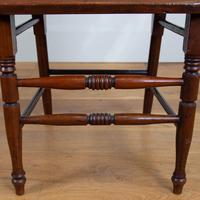Pair Attractive Victorian Pierced Bentwood Side Chairs (8 of 14)