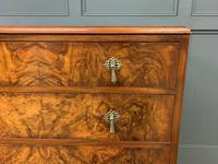 Burr Walnut Chest of Drawers (8 of 13)