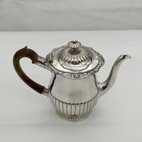 Antique George IV Sterling Silver Gravy Argyle London 1822 Thomas Burwash (4 of 8)