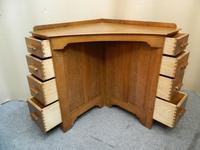 Oak Corner Desk (7 of 7)