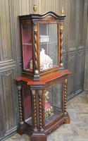 Antique Italian Display Cabinet (2 of 9)