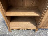 French Bleached Oak Side Cupboard (5 of 16)