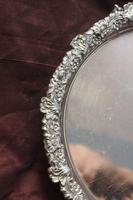 Old Sheffield Plate Card Tray (2 of 5)