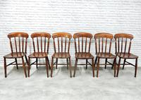 Set of 6 Windsor  Spindleback Kitchen Chairs (2 of 7)