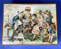 Victorian 3 Air Hurdy Gurdy Music Box (13 of 13)