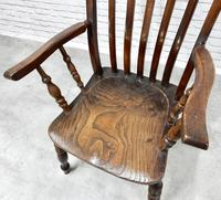 Windsor Lath Back Armchair (5 of 6)