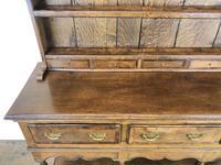 Early 20th Century Antique Oak Pot Board Welsh Dresser (8 of 18)