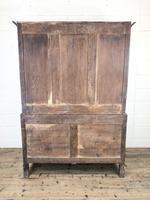 Antique Welsh Oak Press Cupboard (10 of 10)