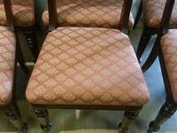 Set 6 George III Mahogany Trafalgar Chairs (5 of 6)
