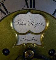 18th Century London 'verge' Bracket Clock (4 of 5)