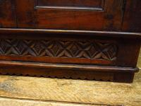 Vintage Indian Cabinet, TV Stand Storage Cabinet with Small Drawers (5 of 11)