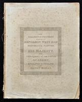 Gallery of 14 Historical Engravings Painted by Benjamin West (32 of 33)