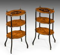 Pair of Late 19th Century Etagères (2 of 6)