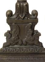 Regency Bronze & Cast Iron Doorstop (3 of 5)