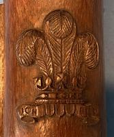 Victorian Oak & Silver Document Box (6 of 13)
