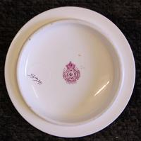 Antique Royal Worcester Blush Ivory Lidded Jar (8 of 8)