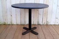 Vintage English Pub Table (3 of 5)