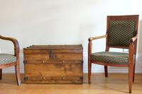 Pair of 19th Century French Walnut Armchairs (18 of 21)