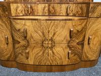 Burr Walnut Art Deco Dressing Table (9 of 14)