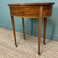 Stunning Victorian Shoolbred Mahogany Antique Centre Table (5 of 6)