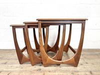 G Plan Teak Nest of Three Tables (5 of 10)