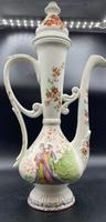 Antique Porcelain Ewer Aşurelik - Ibrik for an Turkish Market / Chinese Influence (15 of 18)