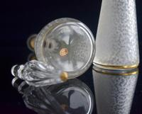 Pair of St Louis Crystal Liqueur Decanters Belle Epoque (7 of 7)
