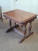 Antique Dolphin Table (5 of 7)