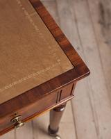 Fine Quality Late Regency Mahogany Library Table (6 of 8)