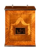 Late 19th Century Wall Hanging Cabinet (2 of 4)