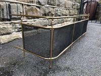 Brass Fire Fender (4 of 5)